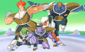 5. THE GINYU FORCE