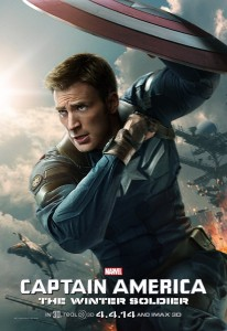 winter soldier poster