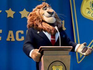 zootopia lion