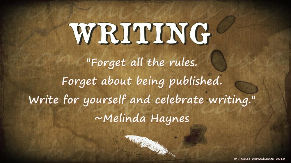 writeradvice